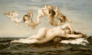 Eros god van de liefde Plato: geboorte van Eros.