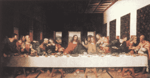 Leonardo Da Vinci 12 sterrenbeelden Apostelen