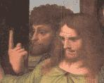 Leonardo Da Vinci Thomas en Jakobus de Oudere